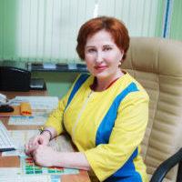 Чесная Элеонора Александровна