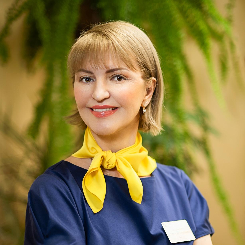 Аншакова Лариса Анатольевна